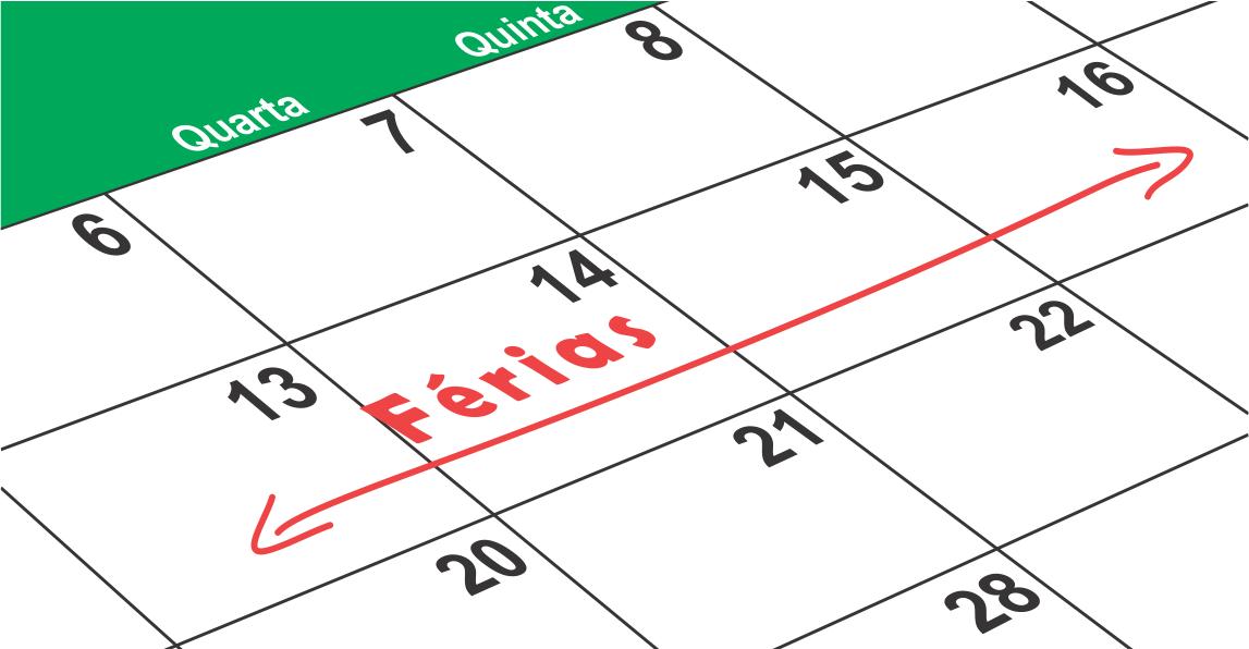 Minha empregada trabalha 3 vezes por semana, 10 horas por dia. Quantos dias de férias ela tem direito?