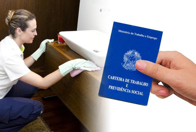 Como registrar minha empregada doméstica?