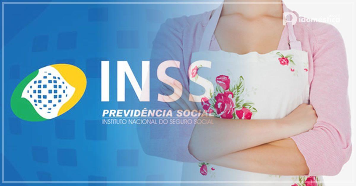Devo pagar o INSS enquanto a empregada doméstica está afastada por doença?