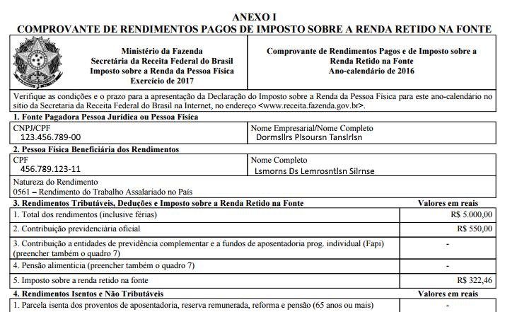 Informe de rendimentos disponibilizado no eSocial Doméstico Declaração de Ajuste do Imposto de Renda pode ser enviada a partir de 1º de março